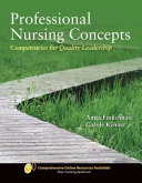 Professional Nursing Concepts  Competencies for Quality Leadership