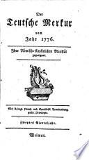 Der Teutsche Merkur vom Jahr 1776