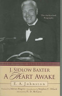 J Sidlow Baxter A Heart Awake