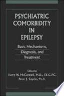 Psychiatric Comorbidity In Epilepsy Book PDF