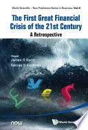 The First Great Financial Crisis of the 21st Century Book