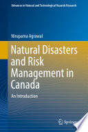 Natural Disasters And Risk Management In Canada Book PDF