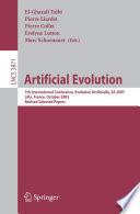 Artificial Evolution Book PDF