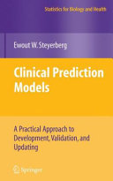 Pdf Clinical Prediction Models