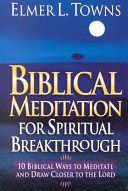 Biblical Meditation for Spiritual Breakthrough