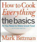 How to Cook Everything The Basics Pdf/ePub eBook