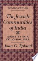 The Jewish Communities Of India