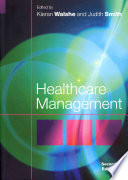 Cover of Healthcare Management
