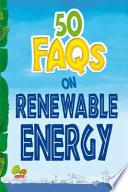 50 FAQs on Renewable Energy Book