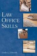 Law Office Skills