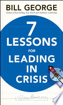 Seven Lessons For Leading In Crisis PDF
