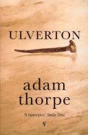 Ulverton Pdf/ePub eBook