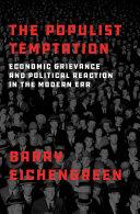 Pdf The Populist Temptation