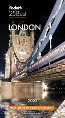 Fodor S London 25 Best 2020