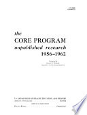 The Core Program