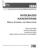 Proceedings of the ... ASME Integrated Nanosystems Conference