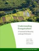 Understanding Ecoagriculture