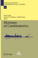 Horizons of Combinatorics
