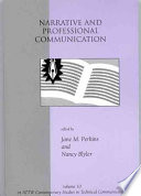 Narrative and Professional Communication