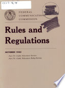 Rules and Regulations Book