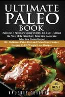 Ultimate Paleo Book Book