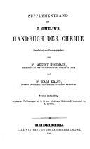 Handbuch der Chemie