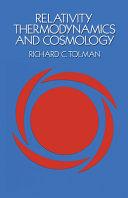 Relativity, Thermodynamics, and Cosmology