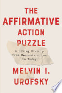 The Affirmative Action Puzzle