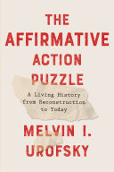 The Affirmative Action Puzzle Book