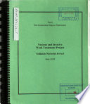 Gallatin National Forest  N F    Noxious and Invasive Weed Treatment Project Book