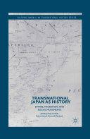 Transnational Japan as History Pdf/ePub eBook