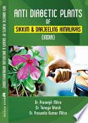 Anti Diabetic Plants of Sikkim   Darjeeling Himalayas  India