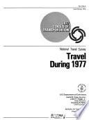 1977 Census of Transportation