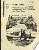 Situk River Wild and Scenic River(s) (WSR) Study