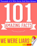 We Were Liars   101 Amazing Facts You Didn t Know