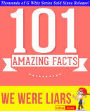We Were Liars - 101 Amazing Facts You Didn't Know