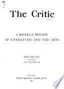 The Critic Book PDF