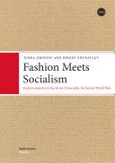 Pdf Fashion Meets Socialism