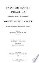 Twentieth Century Practice: Infectious diseases