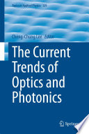 The Current Trends Of Optics And Photonics Book PDF