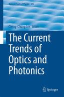 The Current Trends of Optics and Photonics Pdf/ePub eBook