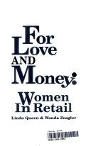 For Love and Money Book