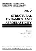 Structural Dynamics and Aeroelasticity