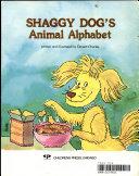 Shaggy Dog s Animal Alphabet Book