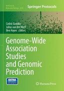 Genome-Wide Association Studies and Genomic Prediction