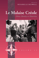 Pdf Le Malaise Creole Telecharger