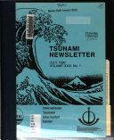 Tsunami Newsletter Book