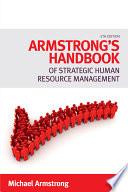 Armstrong S Handbook Of Strategic Human Resource Management