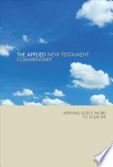 The Applied New Testament Commentary