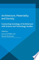 Architecture  Materiality and Society